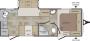 New 2015 Keystone Cougar 24RKS Travel Trailer For Sale
